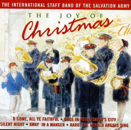 The International Staff Band of the Salvation Army - The Joy of Christmas