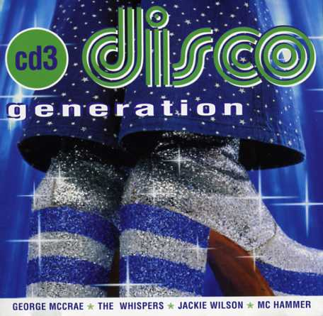 Rôzni interpreti - Disco Generation 3