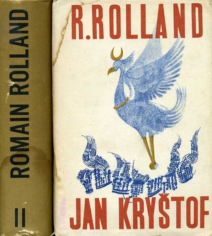 Rolland Romain - Jan Kryštof I. - II.