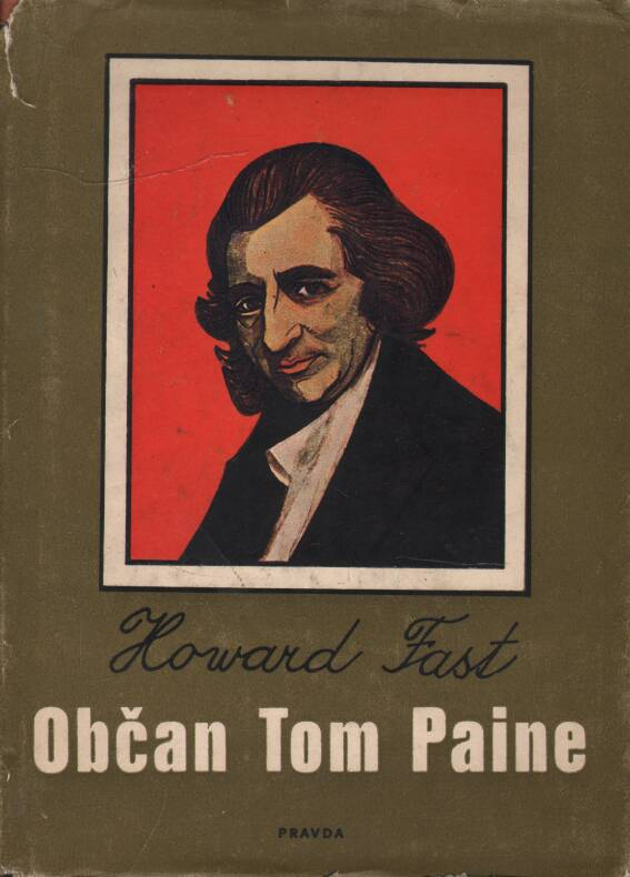 Fast Howard - Občan Tom Paine