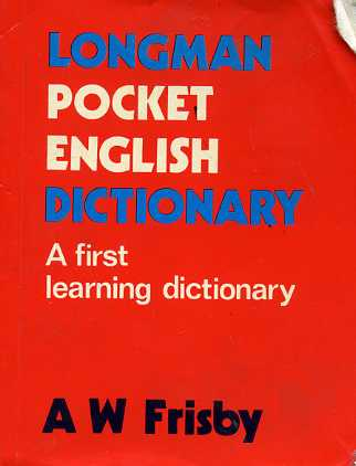 Frisby W.A. - Pocket English Dictionary