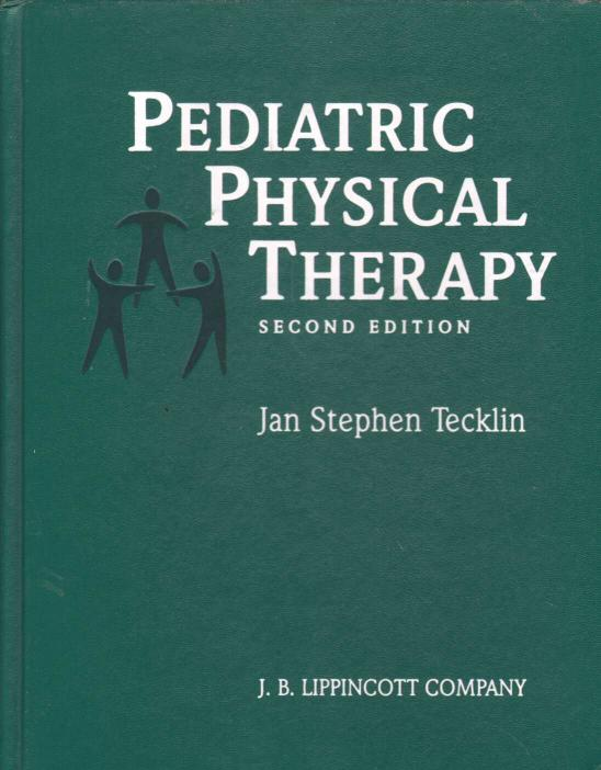 Tecklin Stephen Jan - Pediatric physical therapy