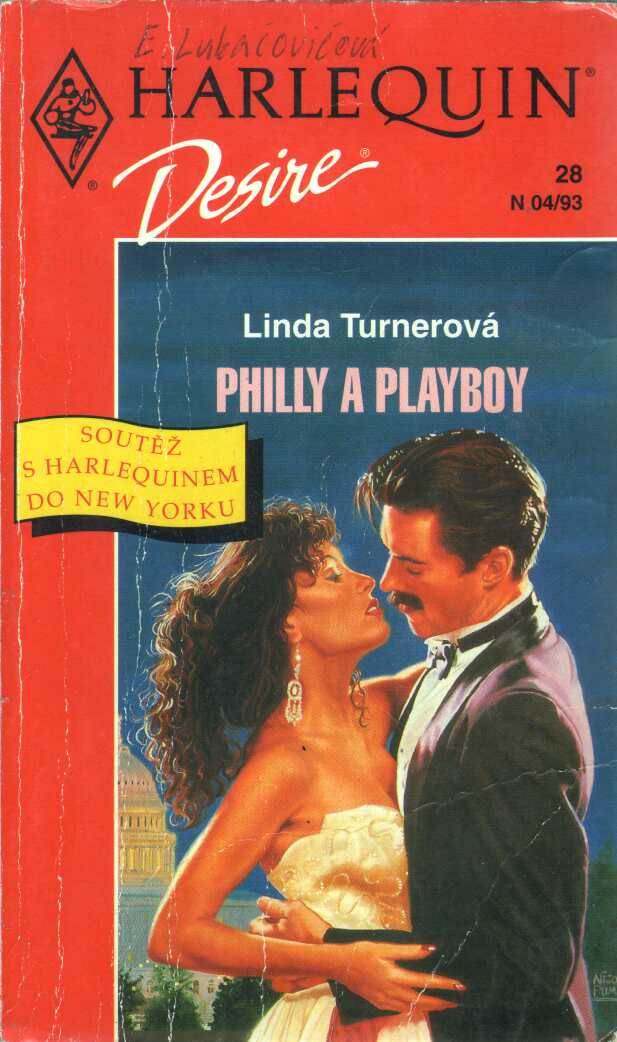 Turnerová Linda - Philly a playboy
