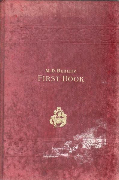 Berlitz D.M. - First Book for teaching English