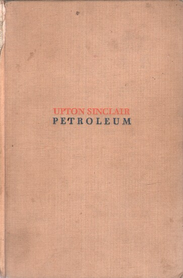 Sinclair Upton - Petroleum