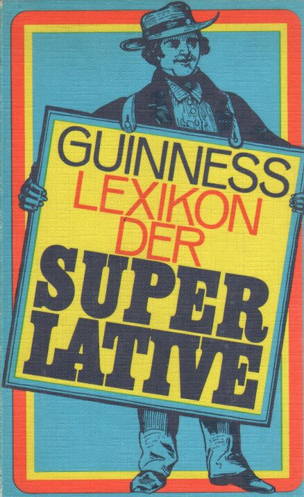 Kolektív - Guinness Lexikon der Superlative