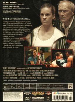 Clint Eastwood - Million Dollar Baby ilustr.1