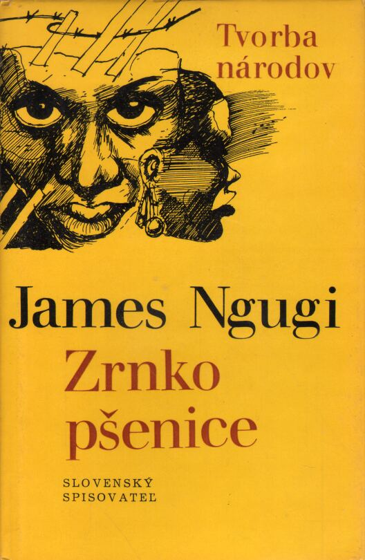 Ngugi James - Zrnko pšenice