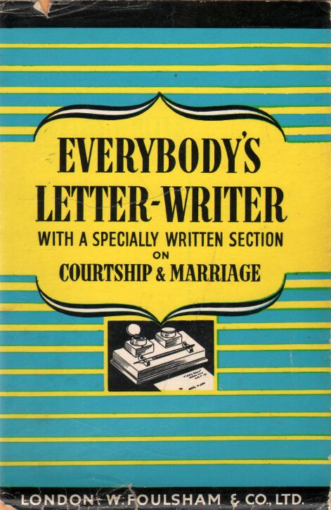 neuvedený - Everybodys letter-writer