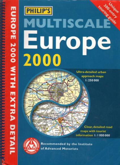 Atlas - Multiscale Europe 2000