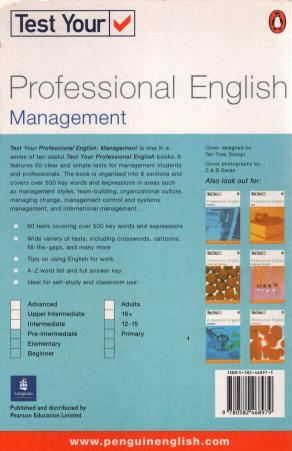 Sweeney Simon - Professional English - Management ilustr.1