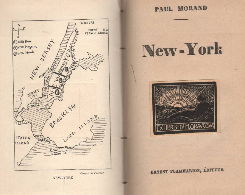 Morand Paul - New-York ilustr.1