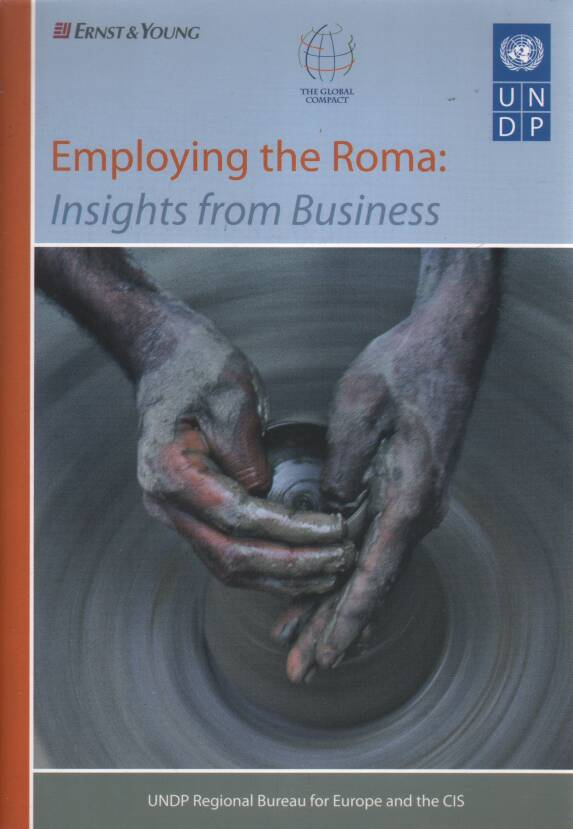 Neuvedený - Employing the Roma: Insights from Business