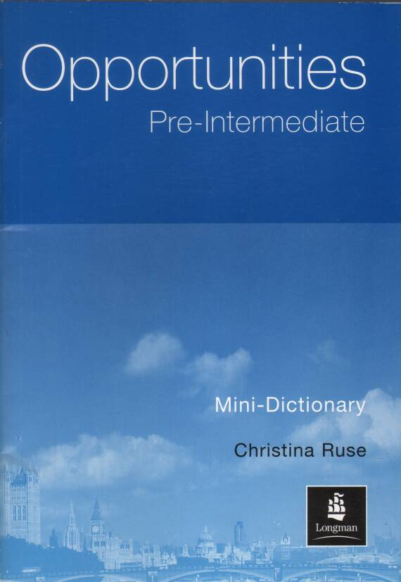 Ruse Christina - Opportunities
