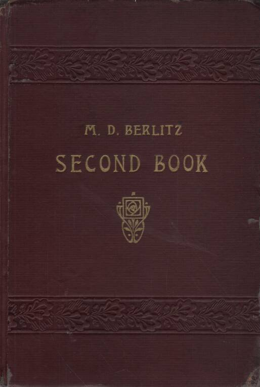 Berlitz D.M. - Second Book for teaching English