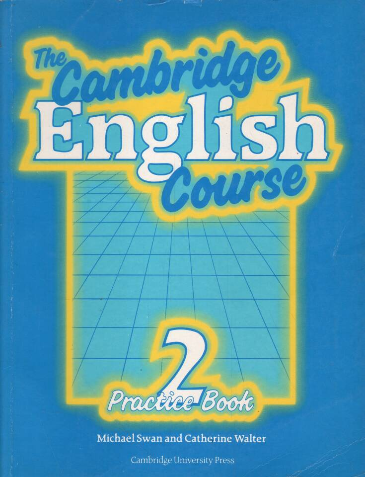 Swan Michael - Walter Catherine - The Cambridge English Course 2