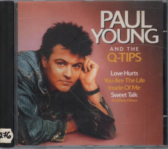 Paul Young & The Q-tips - Love Hurts