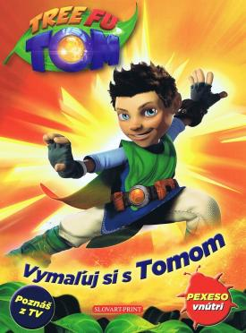 neuvedený - Vymaľuj si s Tomom - Tree Fu Tom