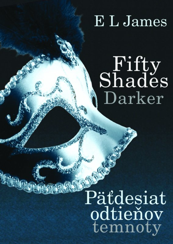 E L James - Fifty Shades Darker : Päťdesiat odtieňov temnoty