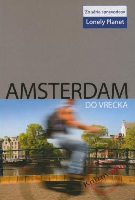 Kolektív - Amsterdam do vrecka - Lonely Planet