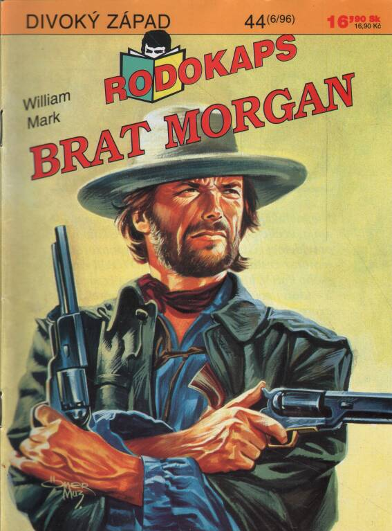Mark William - Brat Morgan