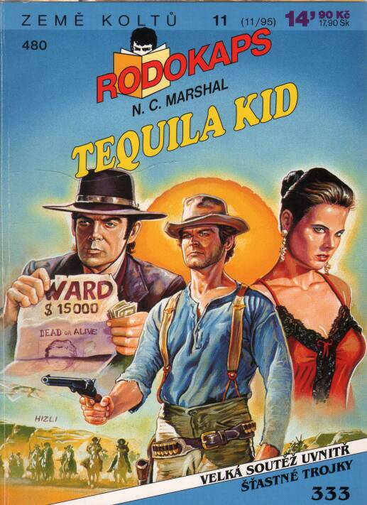 Marshal C. Norman - Tequila Kid