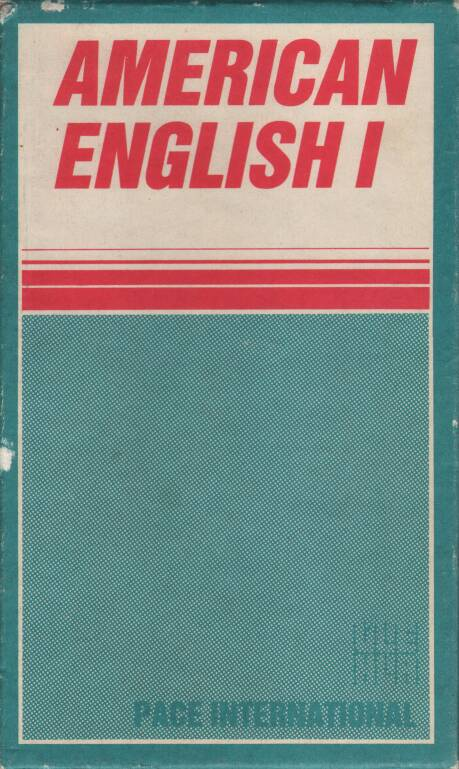 Neuvedený - American English I.