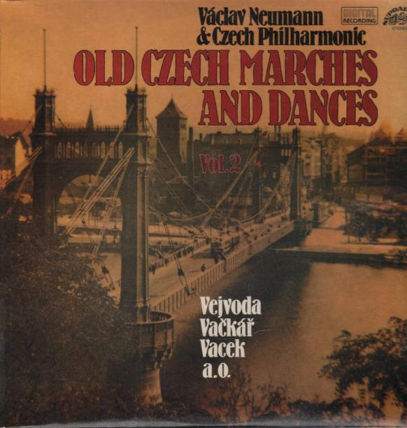 Václav Neumann & Czech Philharmonic - Old Czech Marches and Dances 2