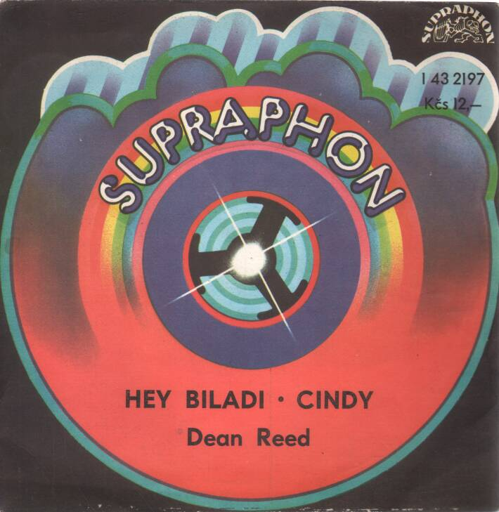 Dean Reed - Hey Biladi - Cindy