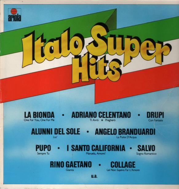 Various - Italo Super Hits