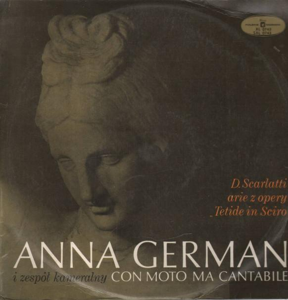 Anna German - Con moto ma cantabile