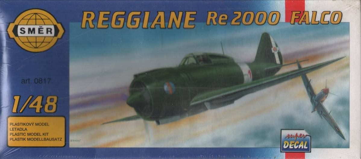 Neuvedený - REGGIANE Re 2000 FALCO