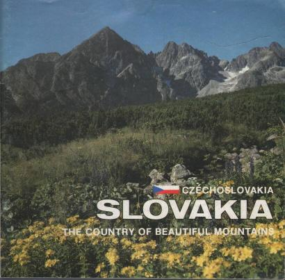 Neuvedený - Slovakia the country of beautiful mountains