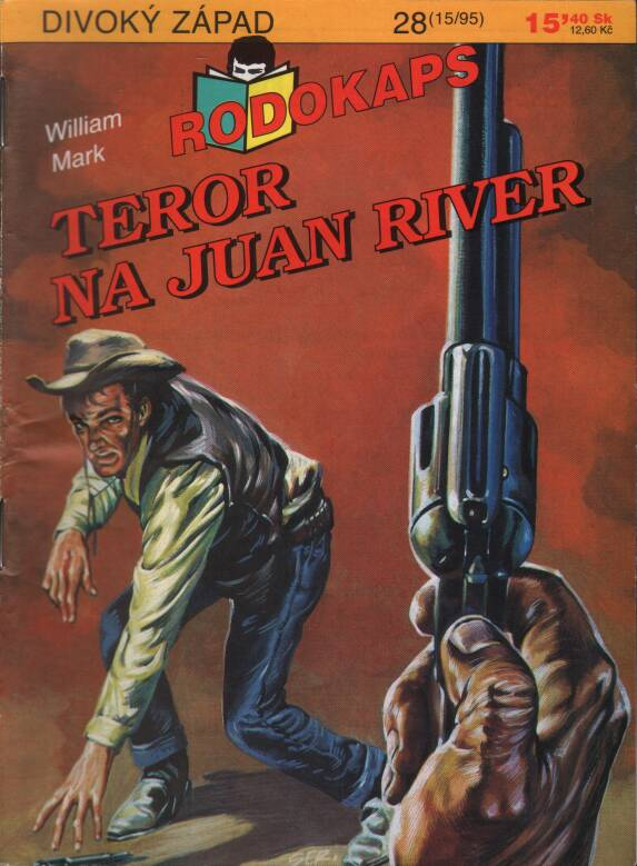 Mark William - Teror na Juan river