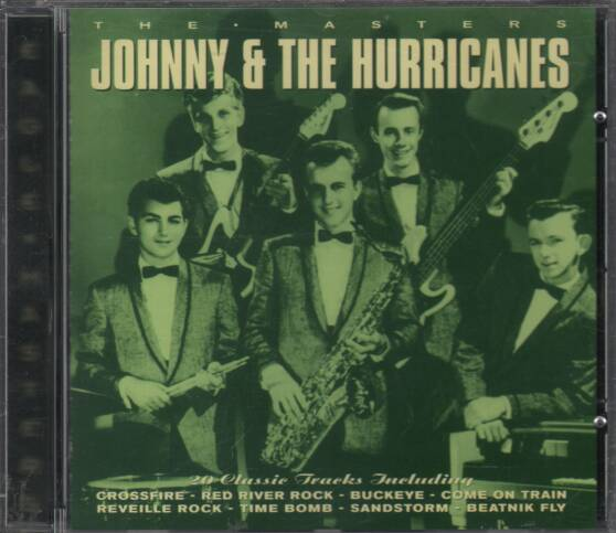 Johnny & The Hurricanes - The Nasters