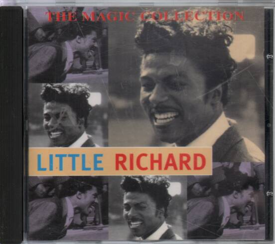Little Richard - The magic collection