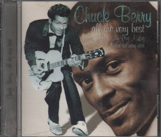 Chuck Berry - All the very best