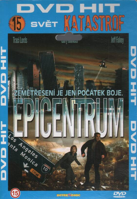 Richard Pepin - Epicentrum