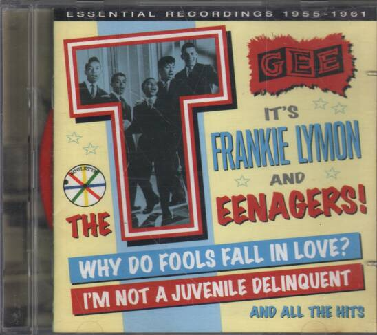 Frankie Lymon - Frankie Lymon and The Teenagers!