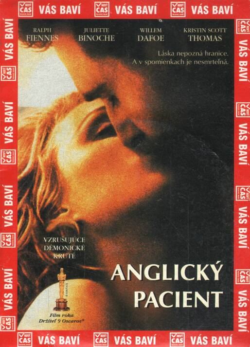 Anthony Minghella - Anglický pacient