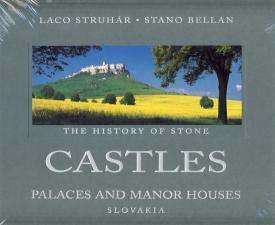 Laco Struhár, Stano Bellan - Castles palaces and manor houses - Slovakia / Hrady angl.