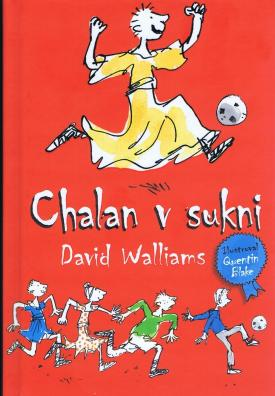David Walliams - Chalan v sukni