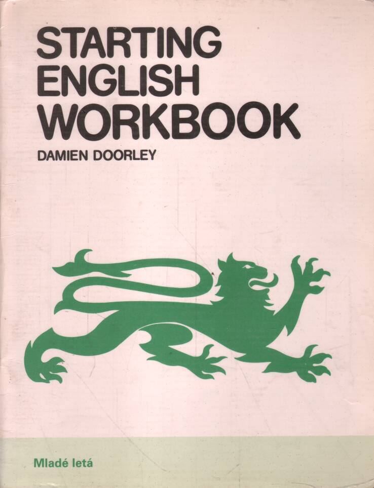 Doorley Damien - Starting English - Workbook