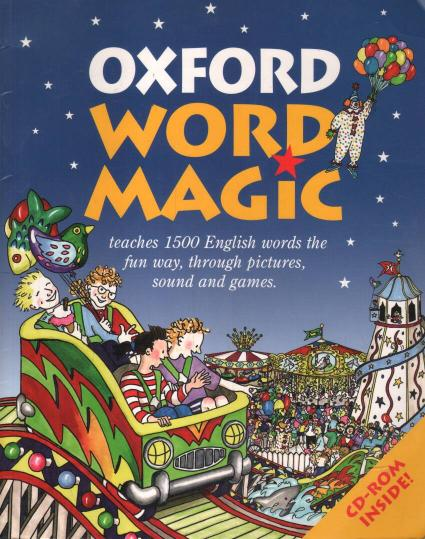 Maidment Stella - Oxford word magic