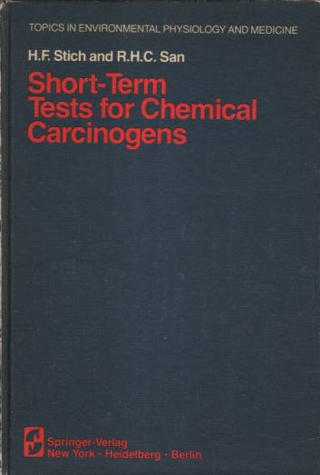 Stich F.H. - San C.H.R. - Short-Term Tests for Chemical Carcinogens