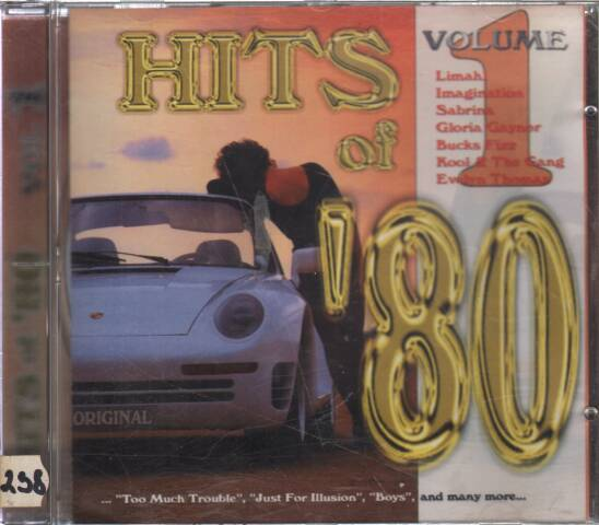 Various - Hits of 80 volume 1