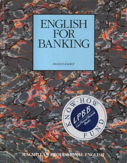 Radice Francis - English for Banking