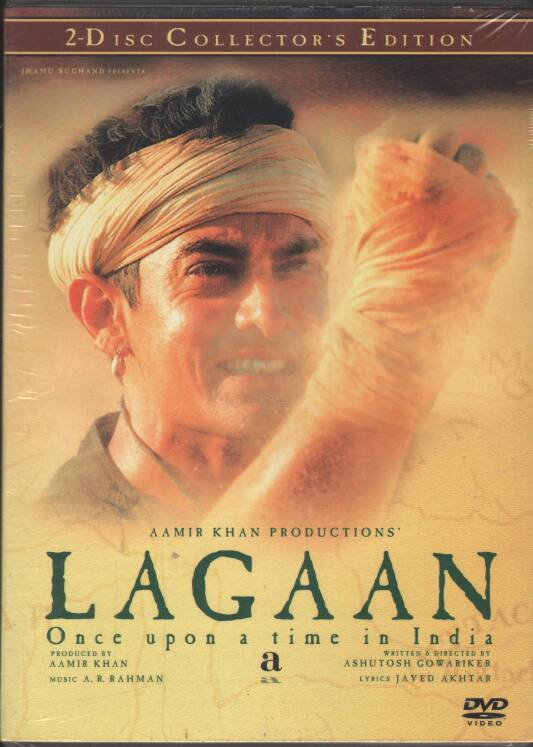 Ashutosh Gowariker - Lagaan: Once Upon a Time in India