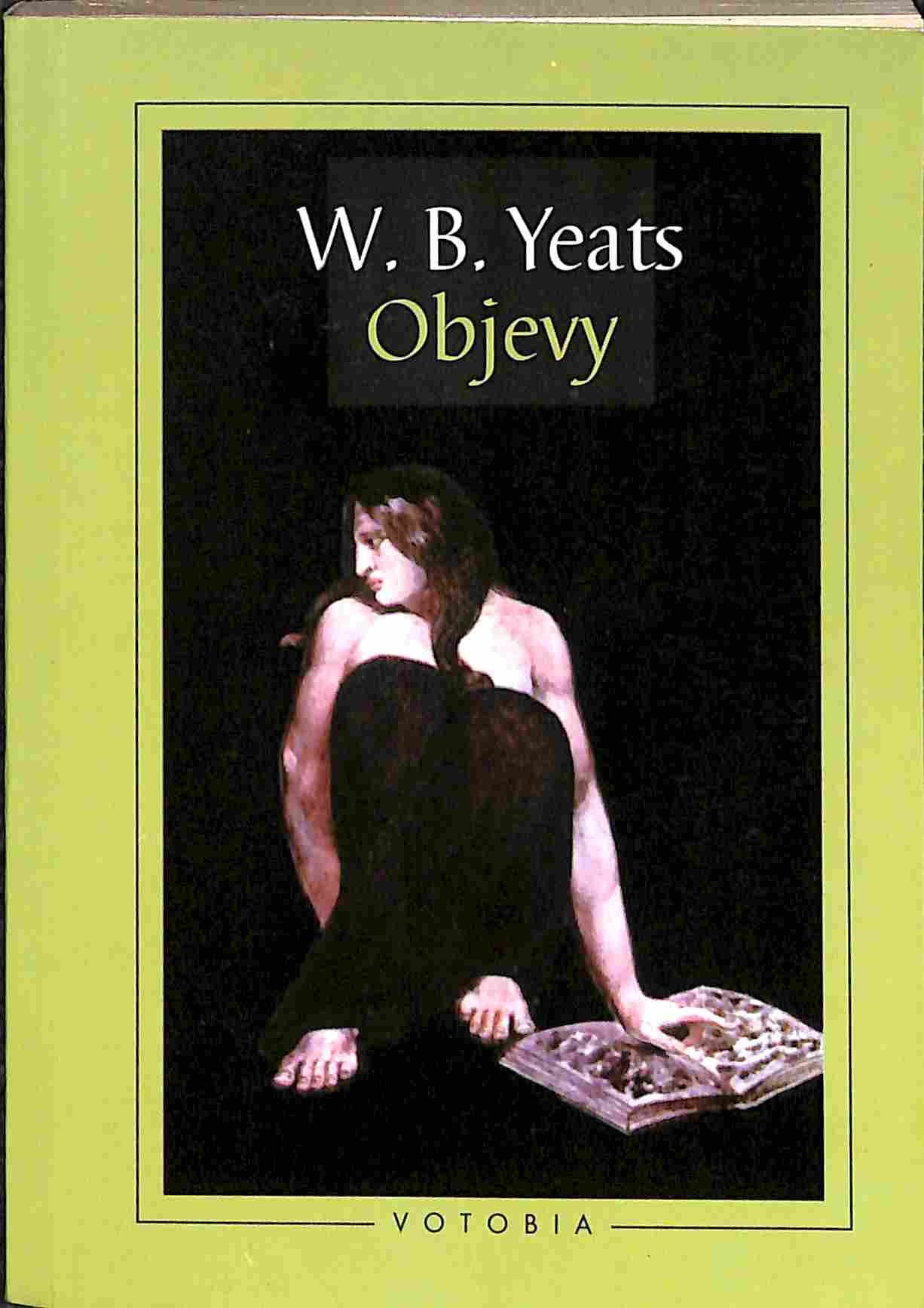 Yeats W. B William Butler - Objevy