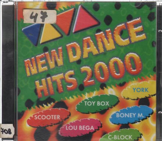 Various - New dance hits 2000